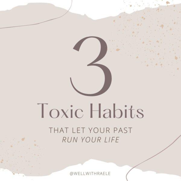 habits, info graphic